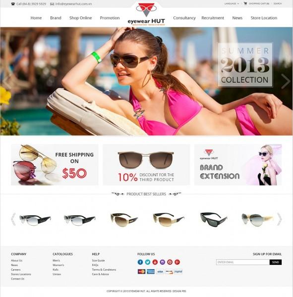 Thiết kế web thương hiệu