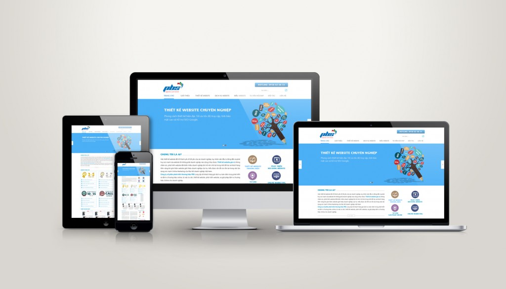 Thiet ke website responsive