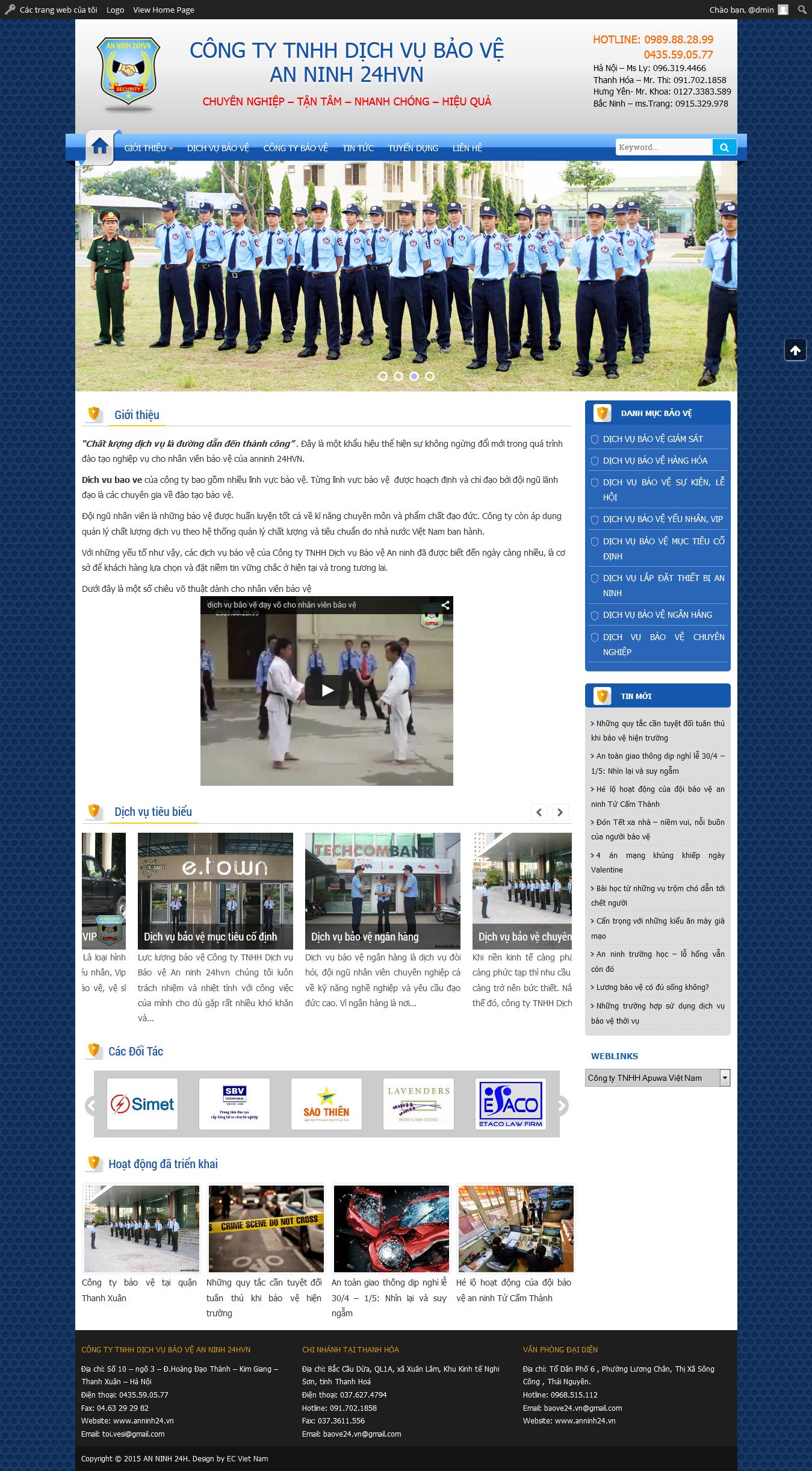 Website anninh24h